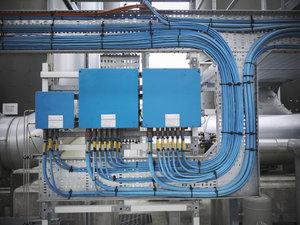 Проектирование сетей электро- и газоснабжения
