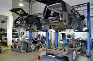 Ремонт range rover Вологда