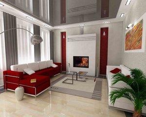 Ремонт трехкомнатной квартиры от 1290 руб. /м2
