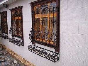 Где заказать решетки на окна и двери в Вологде