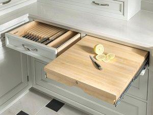 Несколько идей по наполнению кухни