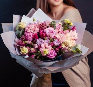 Заказать цветы с доставкой на дом в Череповце