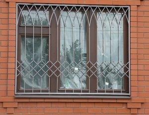 Металлические решетки на окна