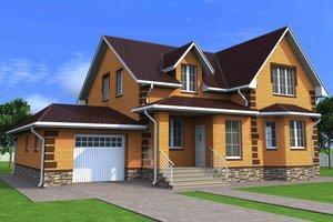 Строительство домов под ключ в Вологде