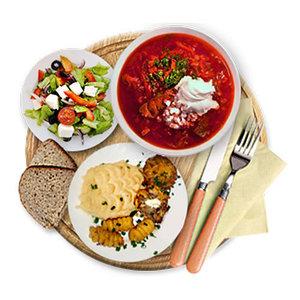 Доставка комплексных обедов в Череповце