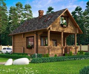 Деревянные дома под ключ в Череповце и Вологодской области