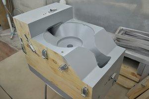 Изготовление модельной оснастки на автоматическом станке с ЧПУ