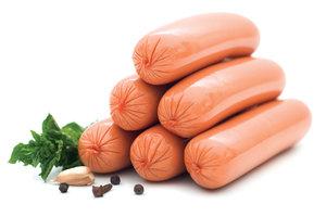 Купить натуральные сосиски в Вологде
