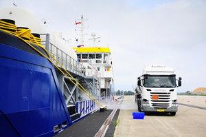 Купить дизтопливо для судоходства