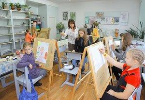 Научитесь рисовать вместе с нами! Занятия для детей и взрослых (уроки рисования).