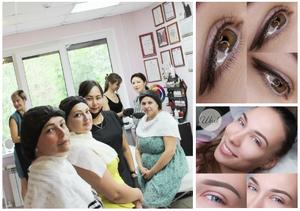 Обучаем мастеров перманентного макияжа