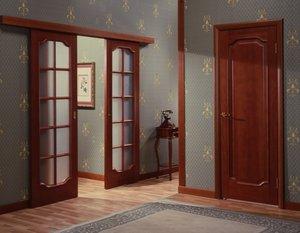 Распашные двери в Красноярске