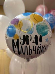Воздушные шары на выписку из роддома купить заказать в Череповце