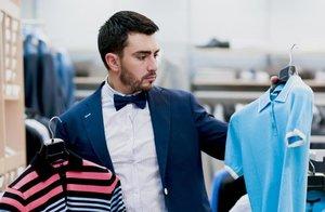 Нюансы выбора мужской одежды больших размеров