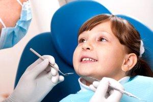 Ведет прием детский стоматолог. Онлайн-запись!