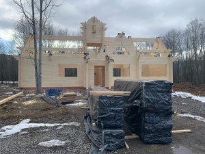 Строительство Воскресной школы и Миссионерского храма.