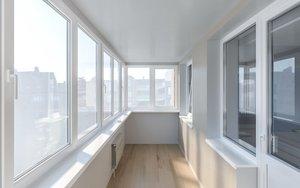 Установка пластикового балкона в Вологде