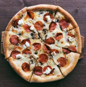 🔥 Пицца недели! Скидка 25% 🍕🍕🍕