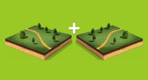 Объединение земельных участков вВологде