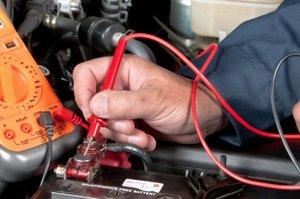 Ремонт электрики автомобиля в Череповце