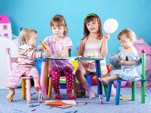 Домашний детский сад с профессиональными воспитателями