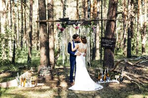 Где сыграть свадьбу? Мы украсим вашу дачу!