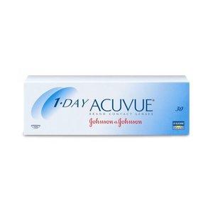 Контактные линзы Acuvue - не просто хорошее зрение. В июле приятные подарки покупателям