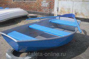 Лодка гребная Спрей 230. Купить лодку. Лодки Орск. Пластиковые лодки