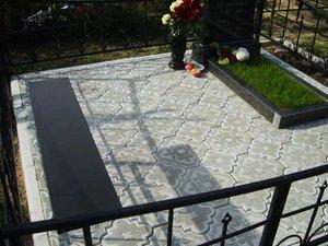 Благоустройство могил. Услуги по благоустройству могил в Орске. Полный пакет услуг по благоустройству могил.