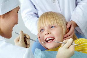 Прием детского стоматолога