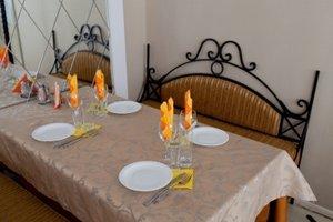 Комплексные обеды в ресторане Ле Грасс