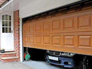 Купить секционные ворота для гаража в Череповце