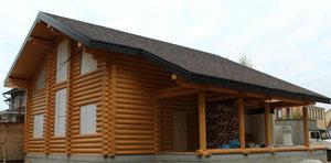 Качественная и быстрая сборка деревянных домов