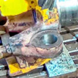 Технология ремонта отверстий
