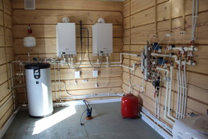 Услуги по монтажу систем водоснабжения частного дома