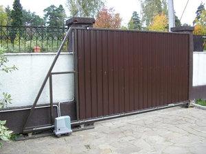 Автоматика для откатных ворот в Череповце