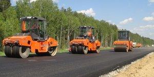 Строительство автомобильных дорог любой протяженностью