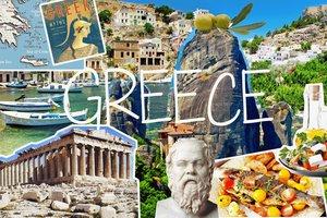 """Экскурсионный тур """"Класическая Греция"""" на 8 дней от 40 700 руб! 4 экскурсии включены! Туроператор Меридиан, 219-08-18"""
