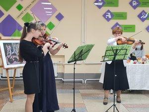Концертная программа на избирательных участках Заводского района - 19 сентября