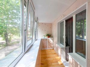 Остекление балконов и лоджий. Быстро и качественно!