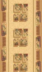 Ковровая дорожка - это замечательное средство для декорирования помещений.