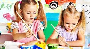 Приглашаем на занятия в школу рисования для детей!