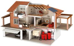 Расчет систем отопления дома в Вологде