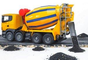 Машина бетона - цена в Туле