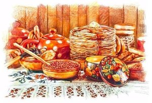 Интересные факты о русской кухне