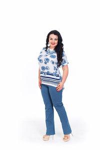 Купить стильную одежду больших размеров для женщин в Вологде