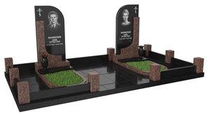 Печать фото на надгробный памятник в Череповце
