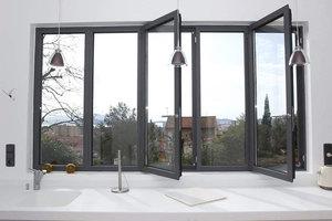 Виды алюминиевых окон и их преимущества