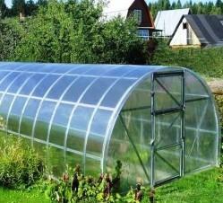 Теплицы «Прогресс» - гарантия богатого урожая!