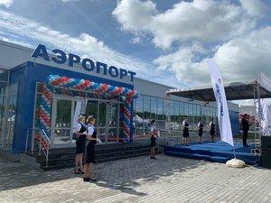 Для удобства пассажиров. Новый терминал Череповецкого аэропорта
